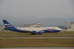 Silk Way West Airlines VQ-BVC at Komatsu 20160501 - 2 (HAMA-ANNEX) Tags: airplane airport aircraft panning k3 kmq silkwaywestairlines hdpentaxdfa70200mmf28eddcaw