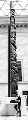 Totem (TimeTraveller37) Tags: wood old uk light blackandwhite bw man building london art beautiful composition canon dark person photography mono design blackwhite ancient afternoon shadows natural perspective monochromatic totem exhibition pole explore cedar gb tall britishmuseum timeout artifacts centrallondon londonist nocolor visitlondon londonlandmarks nocolour 1755mm explorelondon visitengland timeoutlondon canon7d kayung kayungtotempole