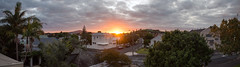 Meanwhile, This Morning... (duncan_mclean) Tags: morning panorama sunrise landscape dawn early pano auckland devonport aucklandcity