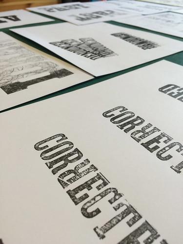 "dot /dash letterpress tests • <a style=""font-size:0.8em;"" href=""http://www.flickr.com/photos/61714195@N00/23743151149/"" target=""_blank"">View on Flickr</a>"