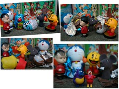When Worlds Collide Hatch (John 3000) Tags: anime collage toys manga capsule peanuts disney kinder linus f pacman surprise eggs doraemon lunchbox midway squish sequence progression fujiko dogg juguetes hatching zaini yogibear yowie cartooncharacters fujio hannabarbera peglegpete linusvanpelt quickdrawmcgraw augiedoggie doggiedaddy trudyvantubb
