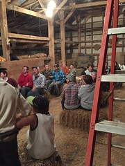 CIA Youth - Work Day/Barn Party 2015