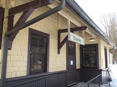 085-Cheyney (jacorbett70) Tags: railroad abandoned station train pennsylvania rr trains tourist chester septa westchester prr wcrr