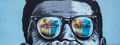 20160131 Lunar City Place WPB 2 (James Scott S) Tags: city art john painting graffiti us place unitedstates florida district clematis westpalmbeach jfk hasselblad 35 lunar kennedy lrcc