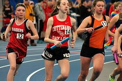 4x800m RELAY (MIKECNY) Tags: sport race competition run highschool runner relay baton indoortrack chittenango mechanicville romefreeacademy