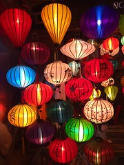 Hoi An Fairy-Light (El sa) Tags: vietnam lampion fairylight