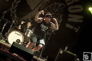 Agnostic Front // Shot by Daria Colaes