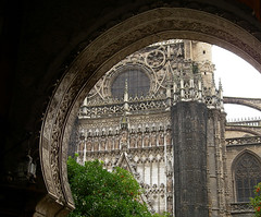 Cathedral (andreamary) Tags: sevilla spain architechture