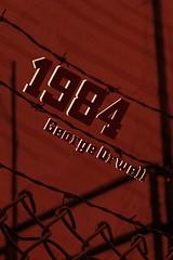 Proj2_1984_6 (etot166af) Tags: 2 project wire power propaganda background communist 1984 af barbed