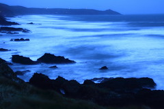 Hear the Sea Whisper its Ancient Secrets.... (Natural Energy....Free Spirit) Tags: ocean longexposure winter sea water canon eos evening coast cornwall whisper december mood moody dusk magic dream inspired atmosphere whitsandbay coastline mystical haunting dreamy inspirational dreamlike ghostly magical canoneos secrets atmospheric aweinspiring mystic inspiring timeless enchanted slowshutterspeed ambiance kernow therapeutic enchanting timelessness 50d magicalscene southeastcornwall canoneos50d sharrowpoint dreamysea heartheseawhisperitsancientsecrets