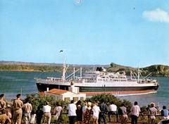 1966 circa - JEAN LABORDE  - Diego Suarez (MIKOS-35) Tags: de la canal du que date avant sans premire suez fermeture tait doute ctait disons indique eronne
