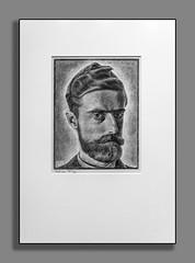 Escher (andrewhardyphotos) Tags: holland art print thenetherlands denhaag escher thehague eschermuseum escherinhetpaleis sigma1750mmf28exdcoshsm nikond7200