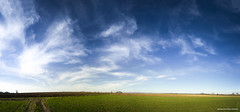 (Katarina Drezga) Tags: sky panorama nature clouds countryside vojvodina srbija fileds srem nikkor1855mm nikond3100