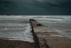 Stormy Atlantic (martinpower2001) Tags: ireland seaside stormy atlantic d200 tramore