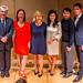 Heinz Fischer, Hannah Lessing, Christine Moser, Danielle Spera, Andrew Mezvinsky, Sebastian Kurz