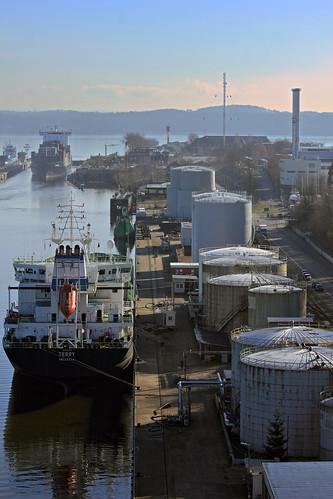 "Nordhafen Kiel • <a style=""font-size:0.8em;"" href=""http://www.flickr.com/photos/69570948@N04/25077518306/"" target=""_blank"">View on Flickr</a>"