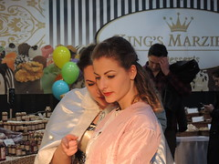 Beauties in the Marzipan fair 030 (Andras, Fulop) Tags: festival hungary candy budapest fair sweetie marzipan sweetthing clubaquarium marzipanfair