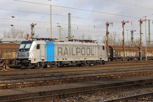 Railpool 187 007-0 Weil am Rhein