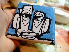sbittarte (fabiobaggiobajo) Tags: ceramica art paint maiolica artbajo