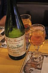 Cidre Bouche de Normandie (skipmoore) Tags: apple cider normandy caen cidre