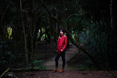 Red... (mauroheinrich) Tags: portrait woman girl brasil poser nikon retrato natureza mulher models nikkor nikondigital riograndedosul 28300 d610 panambi nikonians nikonprofessional 28300vr nikonword mauroheinrich