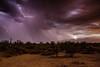 In Harm's Way (dacostacreative) Tags: arizona weather nikon desert monsoon thunderstorm lightning duststorm sonorandesert superstitionwilderness d610 tontonationalforest haboob peraltatrail northamericanmonsoon