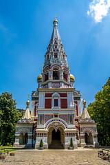 DSC_1406 (GeorgeMMB) Tags: church bulgaria russian shipka