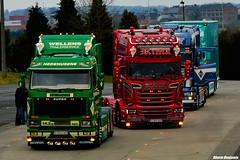 Ciney Truck Show - 2016 (Benjamin.Dherin) Tags: show truck mercedes volvo belgium belgique renault exposition camion tuning scania daf ciney