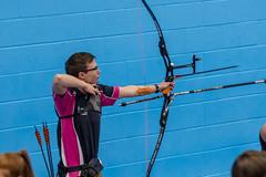 20160305-_AJ_5715 (David J Richardson) Tags: blue team university champs british archery championships 2016 butc