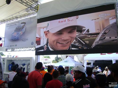 WRC Rally Guanajuato México 2016 - Sábado 5 de marzo - Rally Campus 117