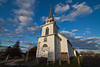 Springdale (local paparazzi (isthmusportrait.com)) Tags: blue sky detail church clouds canon outdoors evening iso200 spring pod pretty raw zoom board wide clarity wideangle stunning f80 16mm epic springtime sharpness 2016 cr2 catchycolorsblue danecountywisconsin canon5dmarkii localpaparazzi redskyrocketman lopaps tokina1628f28 isthmusportrait springdalewi