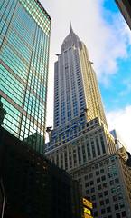 The Chrysler Building (slim studios) Tags: usa newyork skyline skyscraper cityscape sigma1850f28 nikond3100