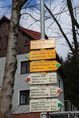 Walking sign in Harrachov (Timon91) Tags: germany deutschland republic czech poland polska polen duitsland republika ceska esk niemcy