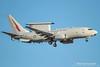 E-7A Wedgetail RAAF 2 Squadron (mvonraesfeld) Tags: red 2 plane flag aircraft aviation military jet boeing raaf 161 squadron wedgetail img0101 e7a