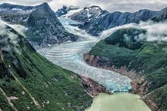 Juneau #8494 (randy.quayle) Tags: blue lake green water alaska clouds twin glacier east juneau randy icefields quayle