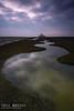 les zigouigouis (Fabi Bescou) Tags: water clouds landscape ciel normandie nuages montsaintmichel préssalés canaux