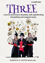 THREE @wrongsemble photography @RoblingPix art @Sophieowls @SalfordArts @GMFringe 27 July 2016 (gmfringe) Tags: uk family summer england people cats art festival children poster fun design three actors cheshire northwest theatre britain drawing stage events yorkshire leeds livemusic performance makeup july goose lancashire entertainment tophat pies laugh giggle arrow trio juggling clowns northern clowning drama fables fairytales storytelling bugle roleplay 2016 chortle schoolholidays onlywayisup salfordartstheatre sophiehowell whatson gmfringe greatermanchesterfringe roblingphotography wrongsemble
