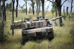 Australian M1A1SA (Bro Pancerna) Tags: tank m1 main battle abrams m1a1sa