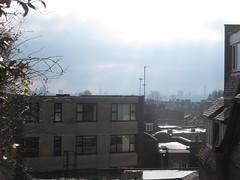 City skyline viewed from Hampstead (John Steedman) Tags: uk greatbritain england london unitedkingdom hampstead grossbritannien     grandebretagne stjohnathampstead
