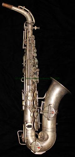 Vintage Martin Handcraft Saxophone (c. 1927) - $550.00 (Sold March 20, 2015)