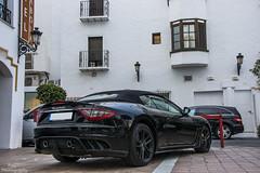 Maserati Grancabrio MC (RAFFER91) Tags: california ford puerto spain nikon italia martin fiat continental ferrari spyder turbo porsche shelby rolls gto diablo jaguar gt phantom 50th lamborghini cabrio coupe m5 royce bentley maserati aston dmc sls gallardo zonda amg marbella volante vantage wraith speciale gtb 612 murcielago abarth f12 vanquish 997 pagani banus scaglietti 2014 berlinetta hamman carspotting 599 458 fiorano ftype 650s ghot musstang d7100 vinily laferrari aventador lp5704 grantursmo lp700 autobello