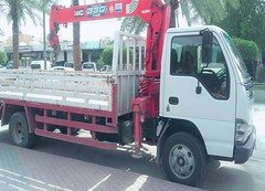 Isuzu - Pickup - 2008  (saudi-top-cars) Tags: