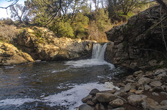 Rainbow Falls and Pools (www78) Tags: california forest stanislaus waterfall rainbow falls national pools groveland