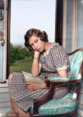 Colorized by me: Queen Elizabeth II (prior to being queen) near the end of her book in June of 1940. [1000x1407] #HistoryPorn #history #retro http://ift.tt/1SwJvX9 (Histolines) Tags: history me june by book elizabeth near being 1940 her retro queen ii colorized end timeline prior vinatage historyporn histolines 1000x1407 httpifttt1swjvx9