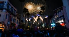 Hollywood Studios (mwjw) Tags: world longexposure starwars orlando nightshot fireworks disney disneyworld indianajones stunt hollywoodstudios markwalter nikond800 darthvadercupcake mwjw symphonyinthestars