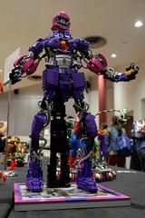 INSIDE the BRICK Darebin 2016: Sentinel (Andrew D2010) Tags: giantrobot lego xmen sentinel insidethebrick darebinartsentertainmentcentre