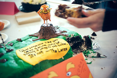 The Lorax (Hopkins Rare Books, Manuscripts, & Archives) Tags: drseuss jhu lorax thelorax ediblebookfestival readitandeatit