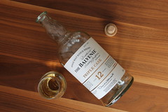 The last Balvenie 12 (bozkurtko) Tags: scotland whiskey highland whisky scotch singlemalt speyside balvenie dram viski whiskywednesday
