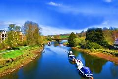 Devon, England (clarktom845) Tags: water boats devon