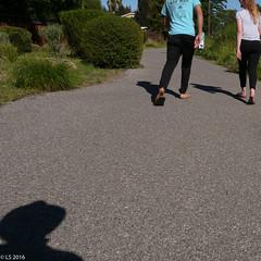 New Couple (= Leo =) Tags: observation couple sidewalk moment surreptitious lumixtz3